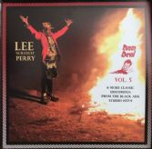 Lee 'Scratch' Perry - Disco Devil Vol. 5 (Black Art / Studio 16) LP